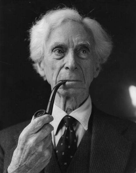 Economics 101: Bertrand Russell is thePope